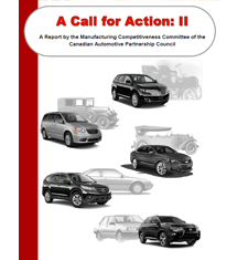 A Call For Action: II