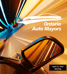 Auto Mayors April 25, 2016 Meeting